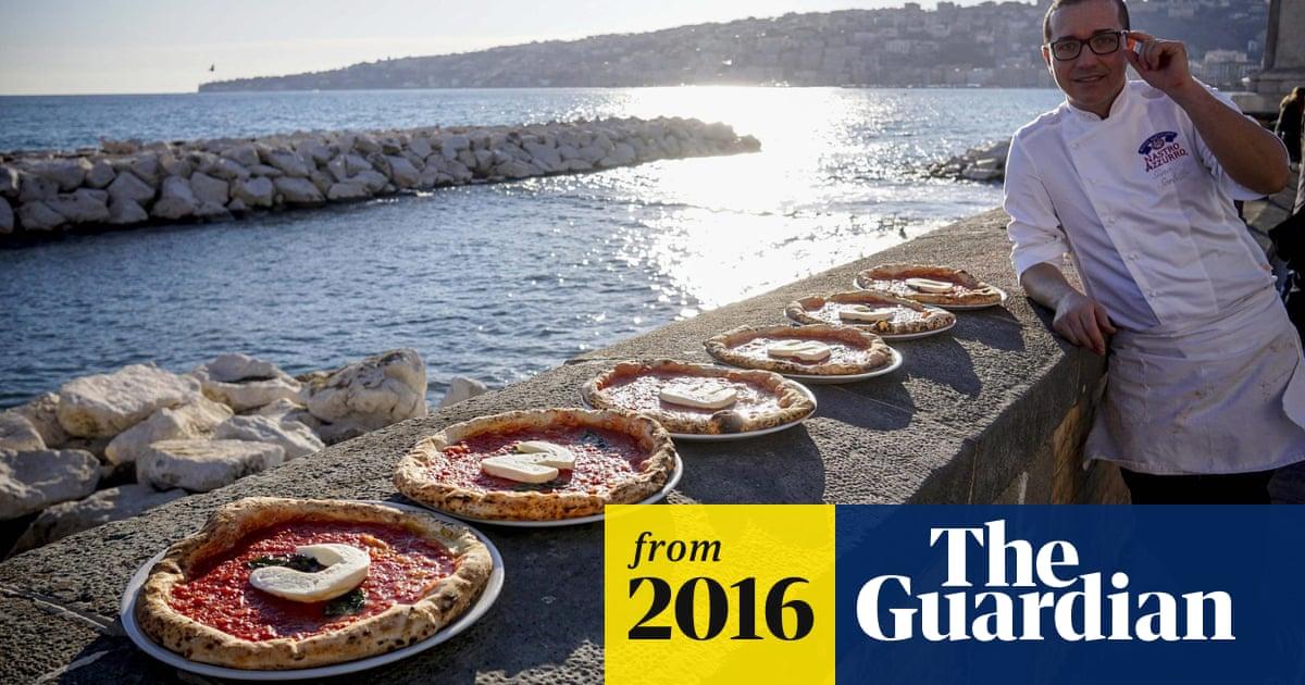 Italy Puts Neapolitan Pizza Making Forward For Unesco