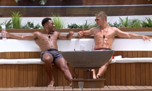 Smooth operators: contestants from the last series of Love Island