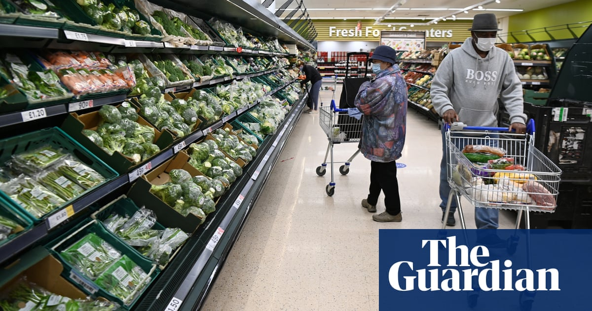Inflation set to surge this autumn as Brexit and Covid combine