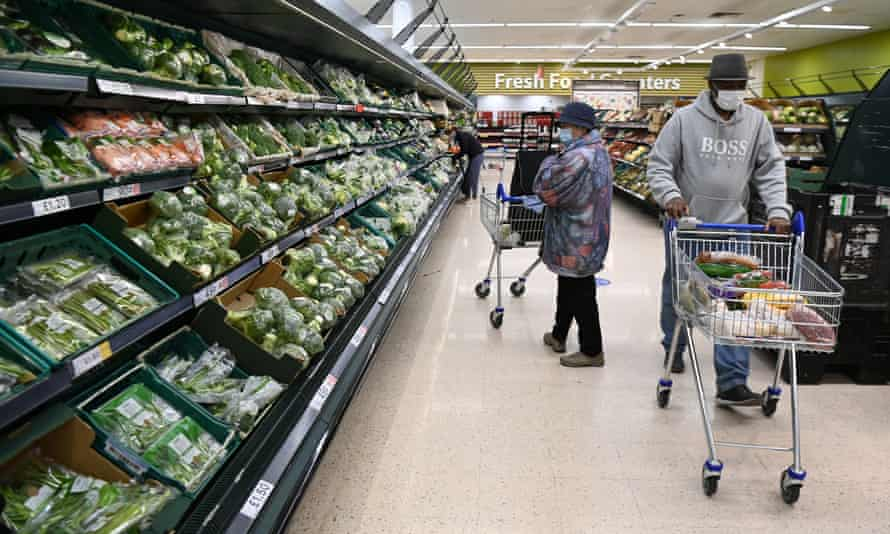 UK shoppers may face food shortages and an increase in prices, the Joseph Rowntree Foundation has warned.