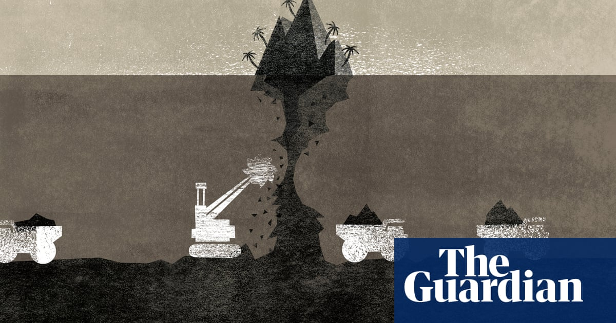 Mining in the Pacific: a blessing and a curse