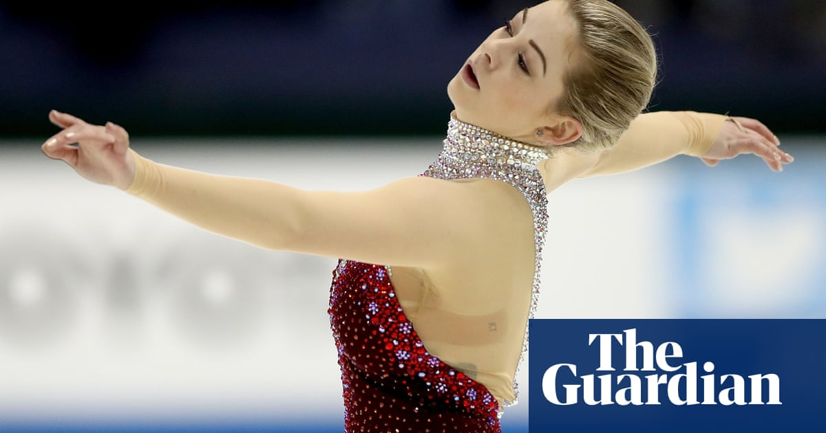 Figure skater Gracie Golds three-year road back from the abyss