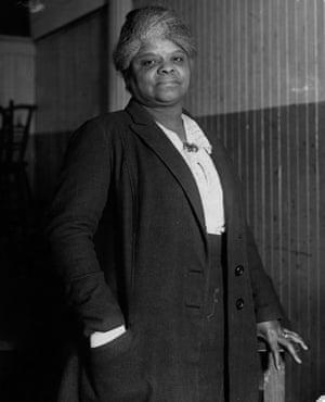 Ida B. Wells, 1920.