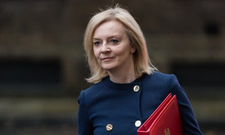 Liz Truss, the secretary of state for international trade and minister for women and equalities, made the new appointments.