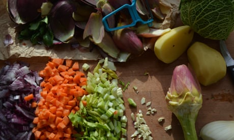 Rachel Roddy's recipe for minestrone soup with regional variations