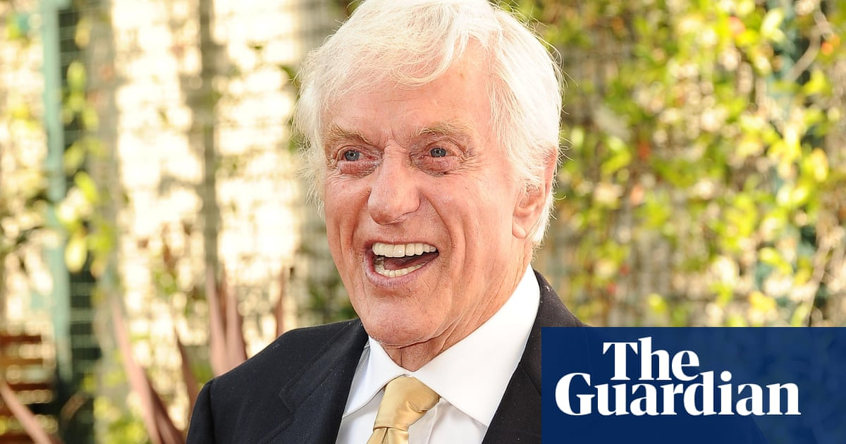 Dick Van Dyke: 'In therapy, I realised I was repeating my father's mistakes'