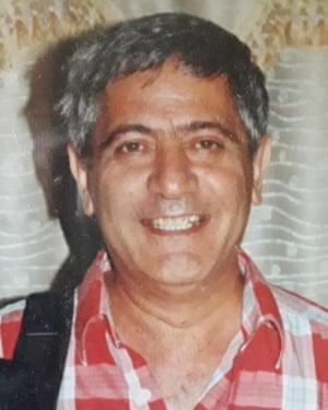 Sohrab Baghri.