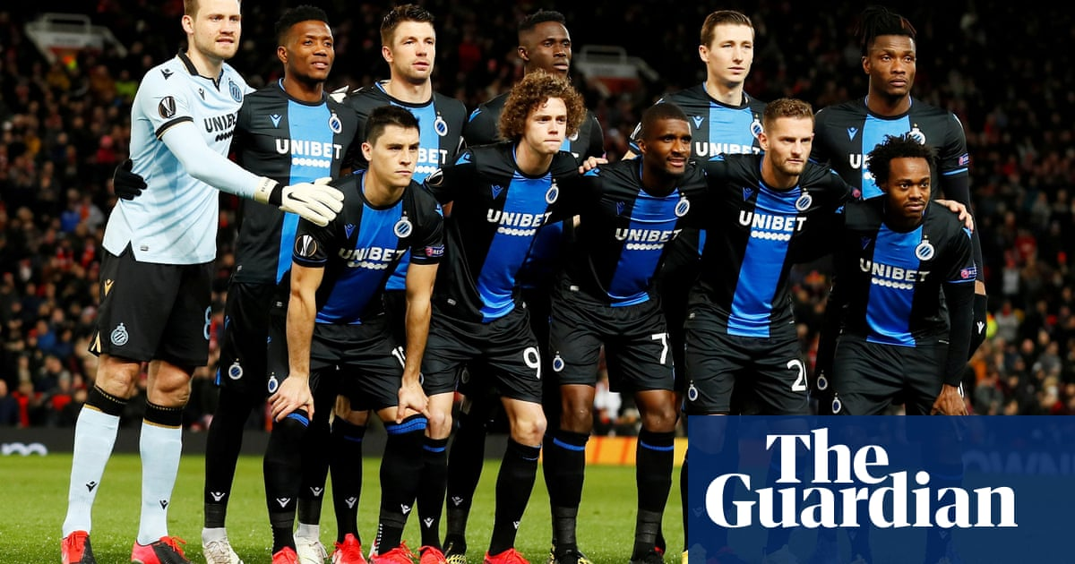 Belgian league set to be abandoned with leaders Club Brugge awarded title
