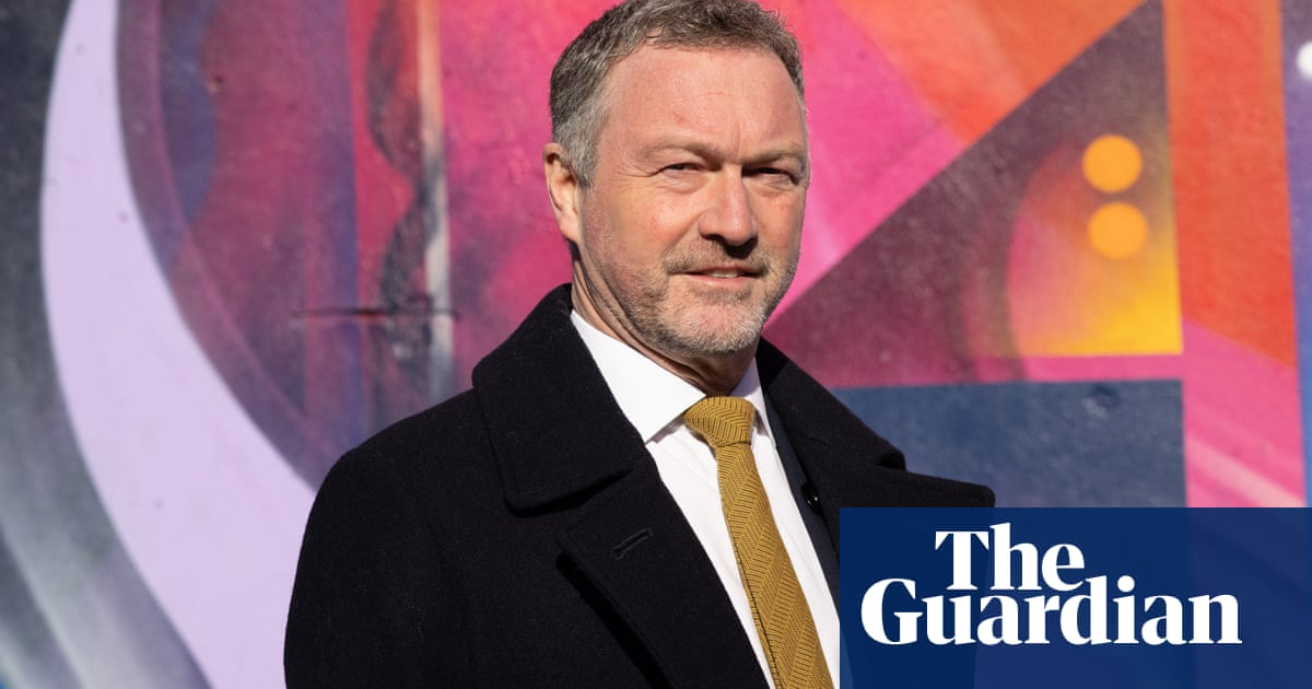 Levelling up fund fails to tackle legacy of austerity, says Labour