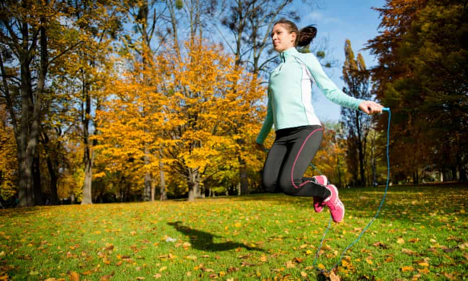 Vigorous, outdoor activity may offer particular benefits.