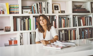 Alexandra Shulman, editor-in-chief of British Vogue.