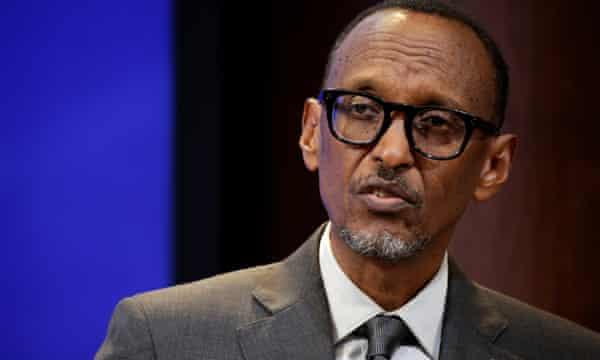 Paul Kagame.