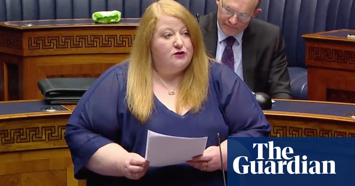 'No justification': Northern Ireland's justice minister speaks out on violence – video