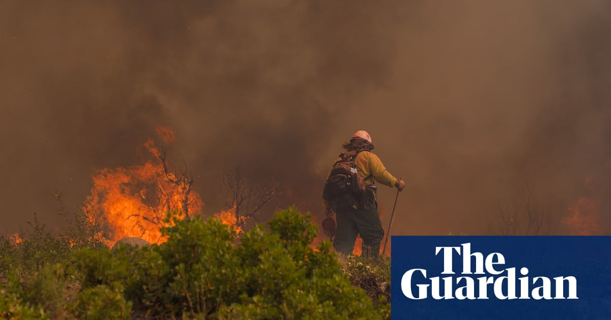 Officials warn historic heatwave in North American west is just the beginning