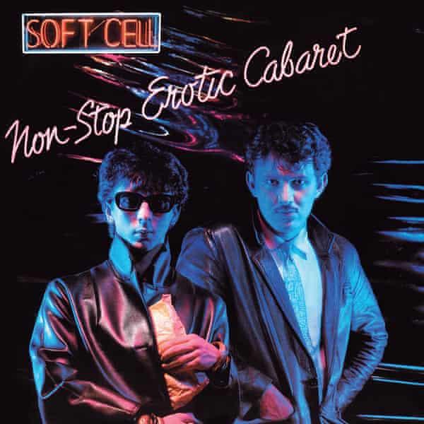 Soft Cell's 1981 album Non-Stop Erotic Cabaret.