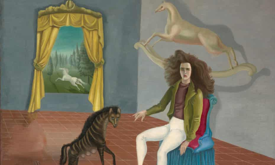 Leonora Carrington, Self-portrait c1937–38, will feature in the Surrealism Beyond Borders exhibition at Tate Modern from February.