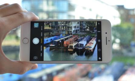 iphone 7 plus camera app