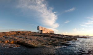 """The artist's haven of Fogo Island, off the coast of Newfoundland, Canada, won best cultural district. Read more about the island, a """"residency-based contemporary art venue for artists, filmmakers, writers, musicians, curators, designers, and thinkers"""", here."""