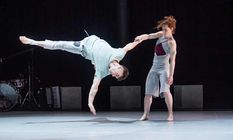 Beren D'Amico and Nikki Rummer in Kin by Barely Methodical.