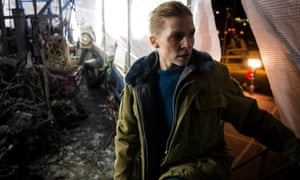 'Outstanding': Clémence Poésy in The Tunnel: Vengeance