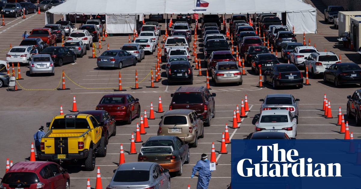 'We're in a crisis stage': Texas border city reels from coronavirus surge