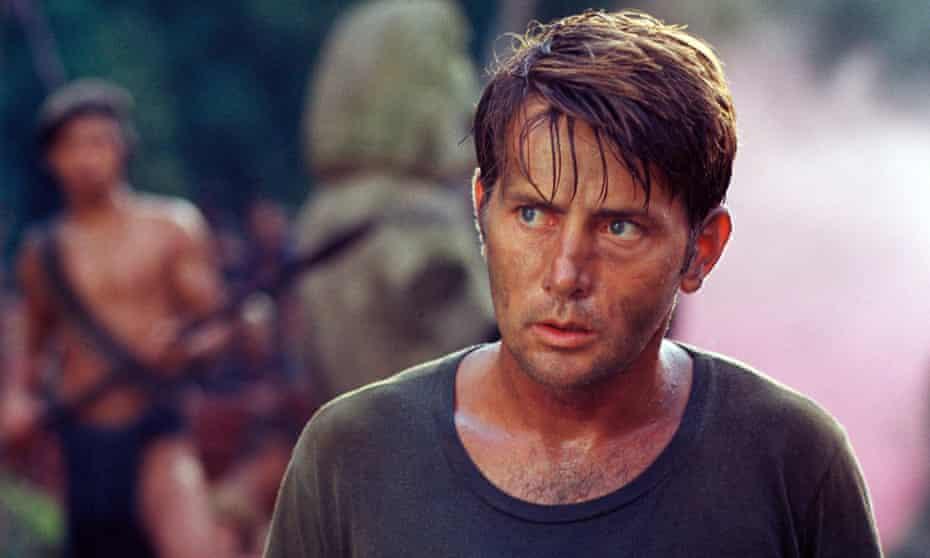 Martin Sheen as Capt Benjamin Willard