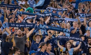 Chattanooga FC have owners from 44 US states and 10 countries around the world