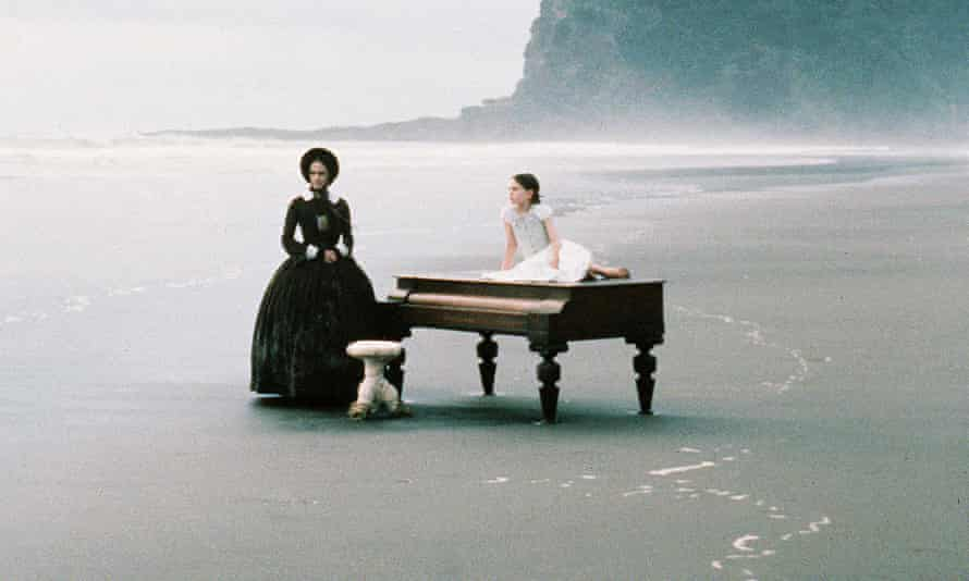 The Piano is a 1993 New Zealand drama film about a mute piano player and her daughter. The Piano was written and directed by Jane Campion, and stars Holly Hunter, Harvey Keitel, Sam Neill, and Anna Paquin, in her first acting role.