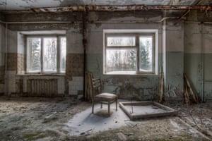 Shortlisted Pripyat in Chernobyl, Ukraine, by Dave Searl