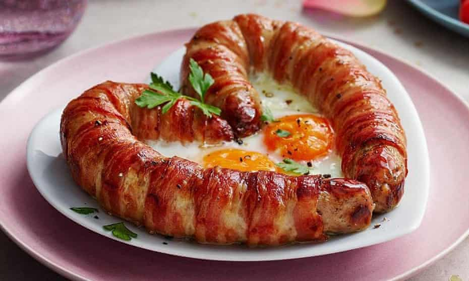 The Love Sausage … much too large for most purposes.
