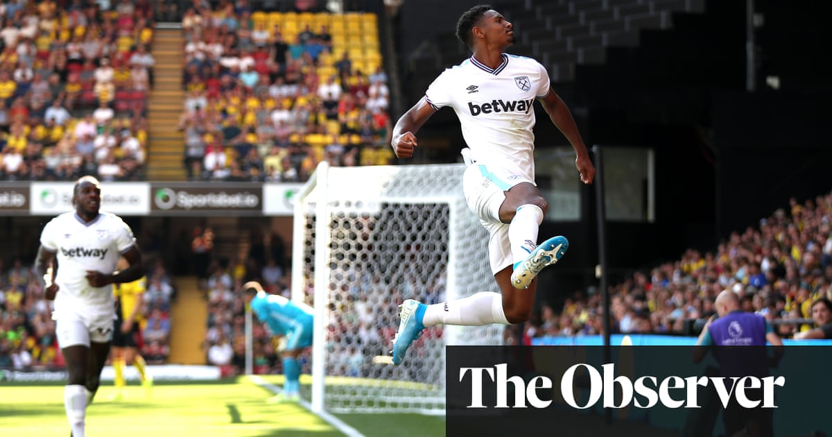 Sébastien Haller off mark with two goals in West Ham's victory at Watford