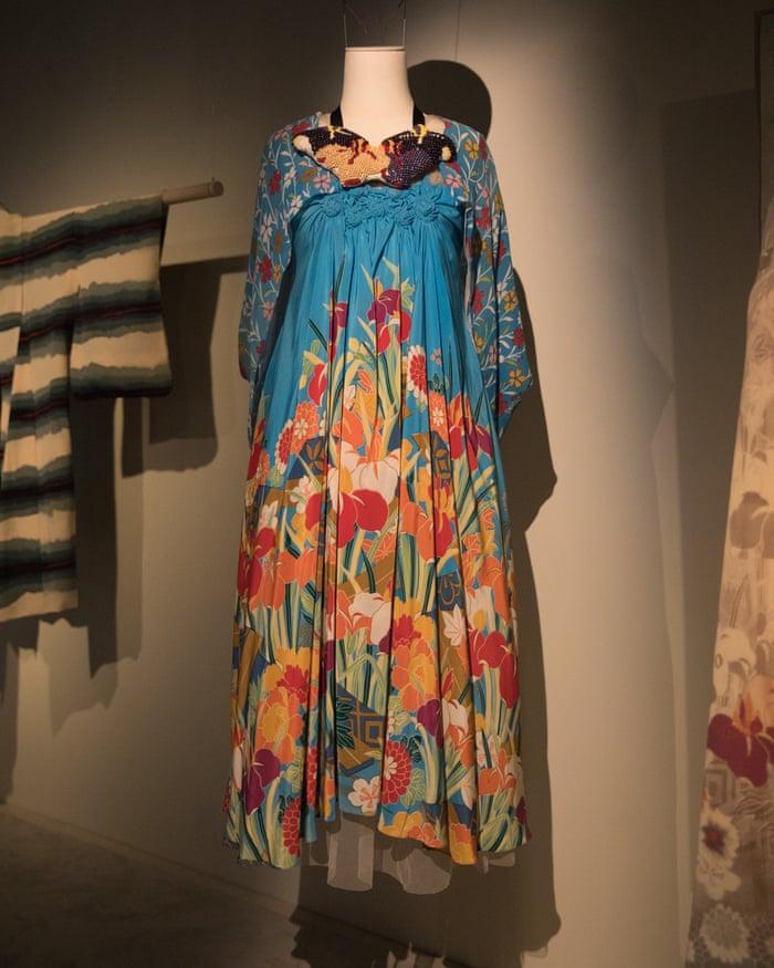 Precious works of art' – Akira Isogawa's unique fashion