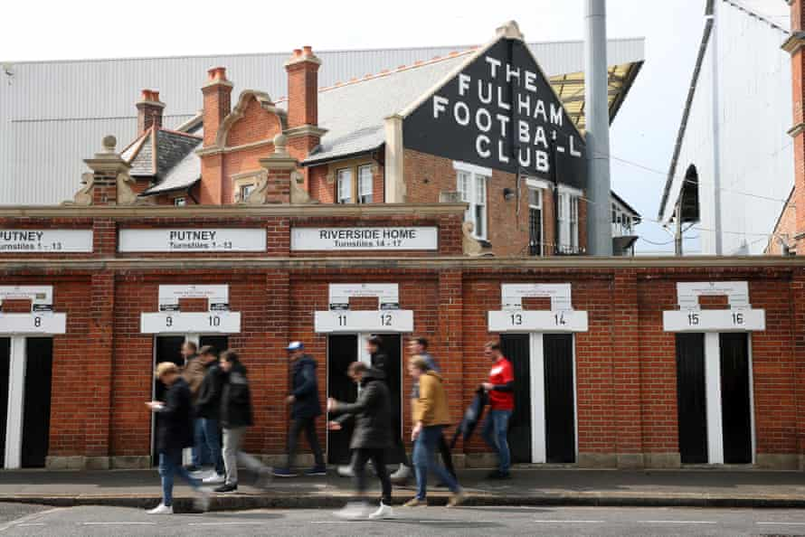 Fulham FC are London's oldest professional football club, and have played at the same ground since 1896.