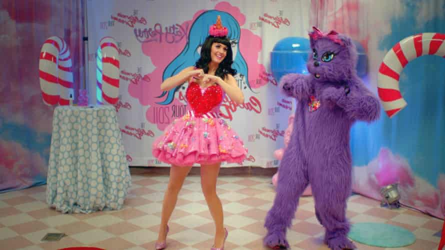 Katy Perry in the 2012 documentary film Katy Perry: Part of Me