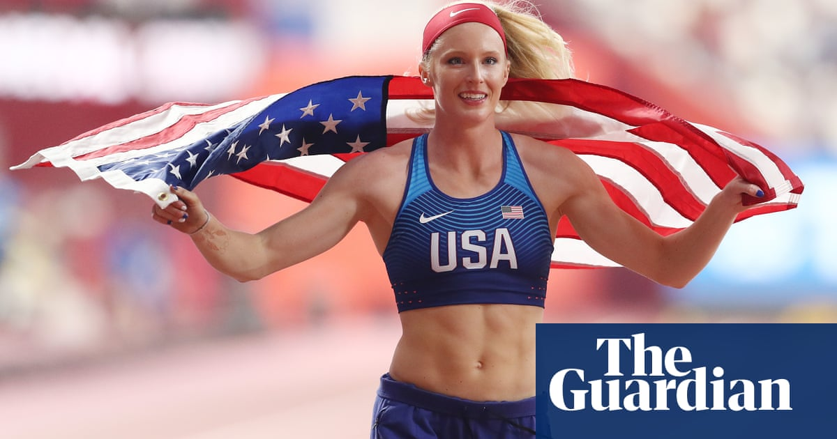 Sandi Morris: You have to pretend like the Olympics is going forward