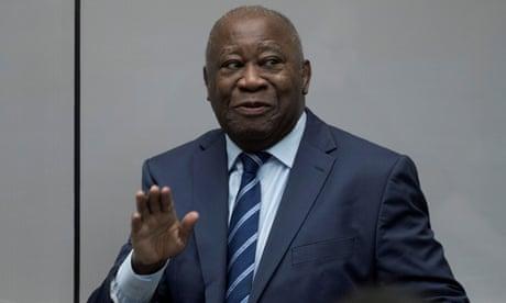 Ivory Coast ex-president Gbagbo released to Belgium