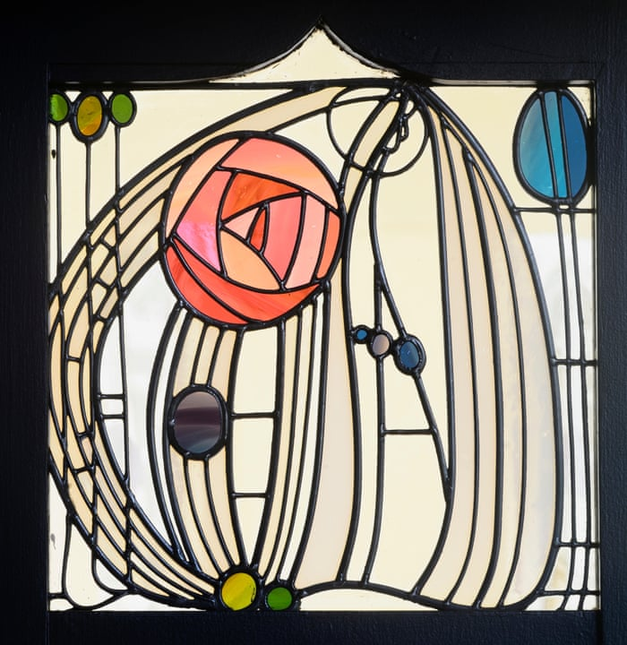 Charles Rennie Mackintosh: architect of choice for Doctor