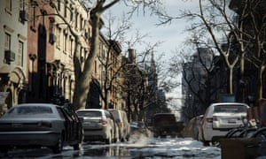 The Division features both day/night and weather cycles to bring variety to its detailed vision of New York