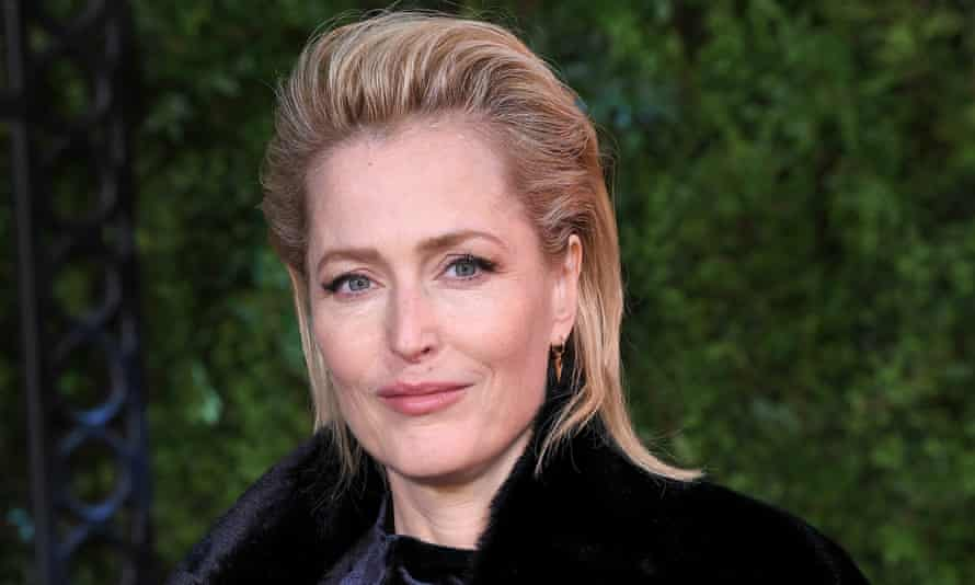 Very few have her abilities … Gillian Anderson who is currently on Netflix as Margaret Thatcher in The Crown.