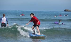 Jo Moraiz Surf School, France