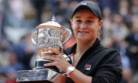 World No 1 Ash Barty to skip French Open title defence due to Covid concerns