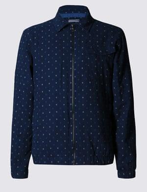 Guide to men's Harrington jackets