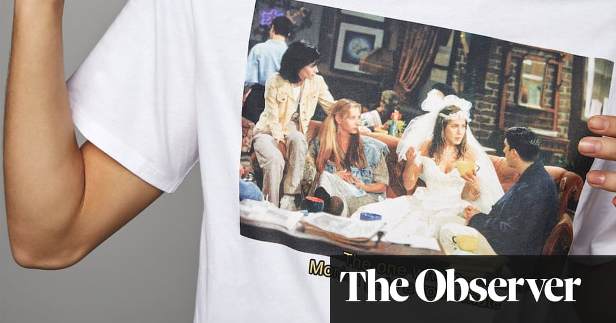 3858b566 The one where Friends became cool again   Television & radio   The Guardian