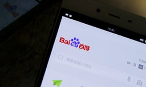 Baidu has been at the forefront of AI research in China.