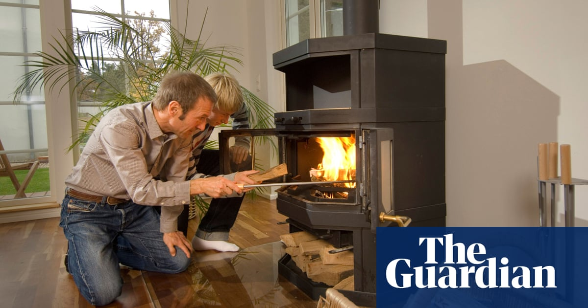 Is your wood stove choking you? How indoor fires are