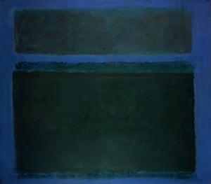 Mark Rothko's No. 15, 1957.
