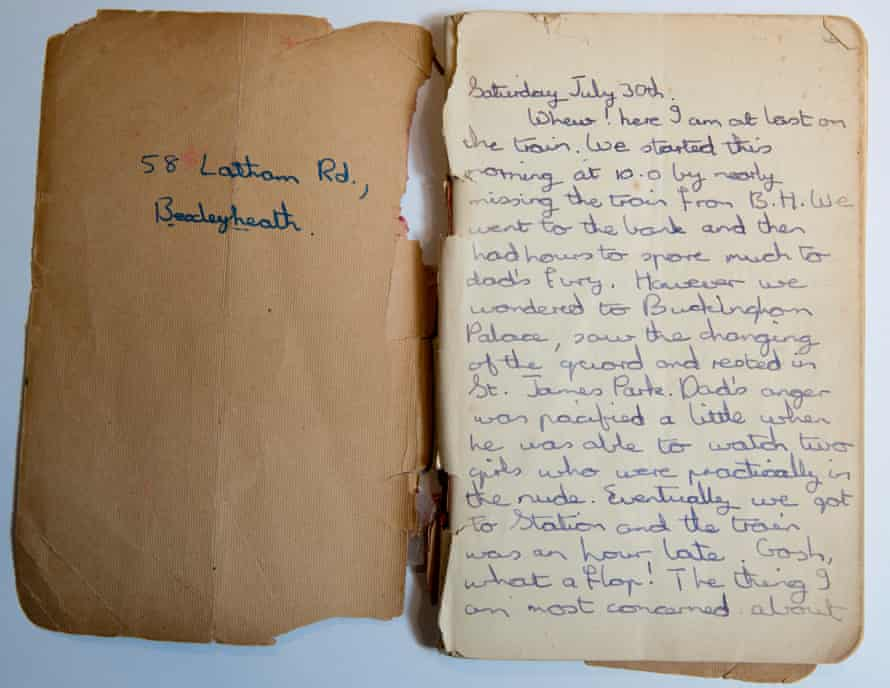 Sneak a peek ... Sheila Hancock's diary.