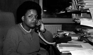 Diane Abbott in 1986.