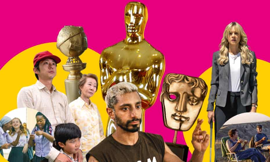 Could be contenders … 2021 film awards nominees.