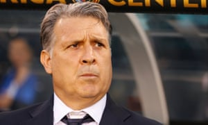 Tata Martino: 'I think there is a will to turn MLS into a league of young players, and that is one of the things that most attracted me to this project'.
